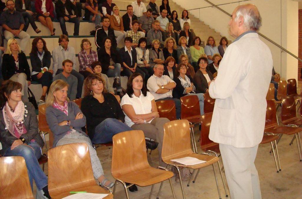 Tipps beim Informationsabend am Gymnasium: Wie können wir die Fünftklässler unterstützen?