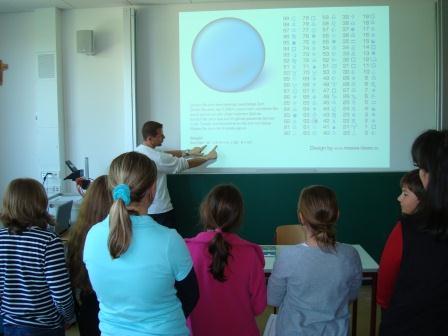 Informatives und Unterhaltsames am D-v-L  Tag der Offenen Tür am Gymnasium ein großer Erfolg