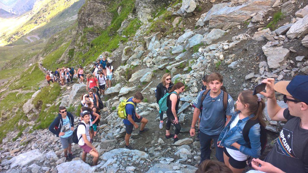 Q11 on Tour – Studienfahrt nach Ungarn und Rumänien