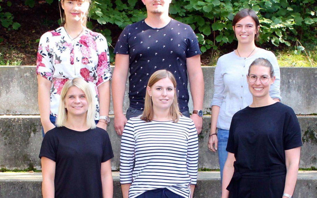 Neue Lehrkräfte 2018/19
