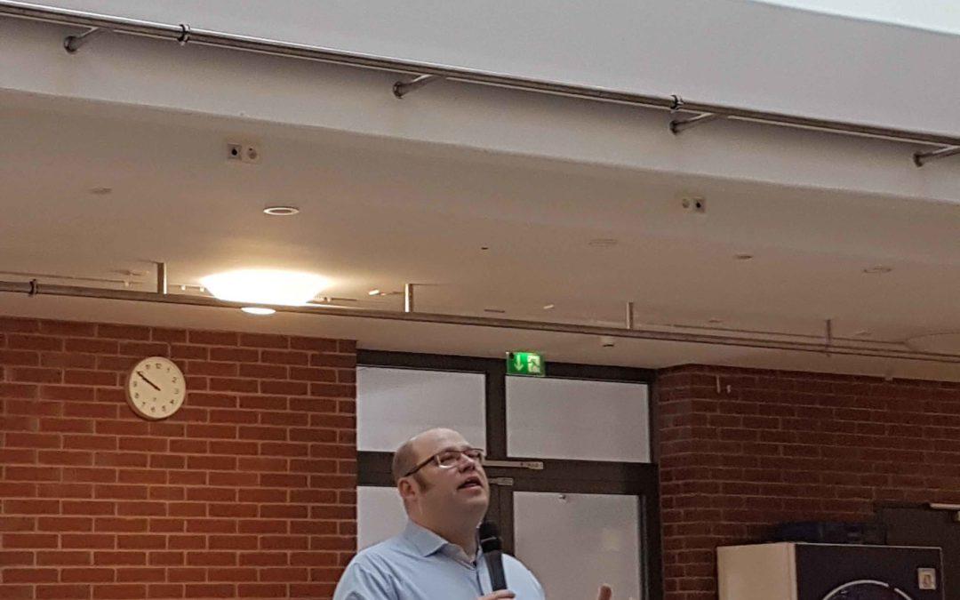Vortrag zu den USA von Dr. Markus Hünemörder