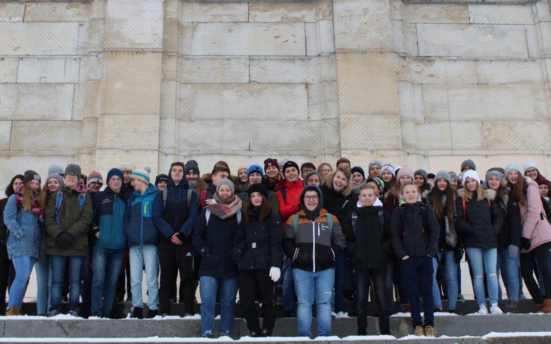 NS Dokumentationszentrum in Nürnberg –  Exkursion der 9. Jahrgangsstufe