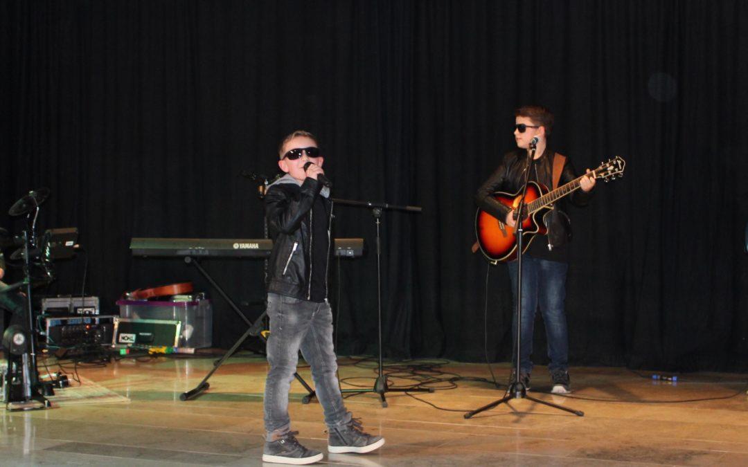 Bühne frei für junge Stars!