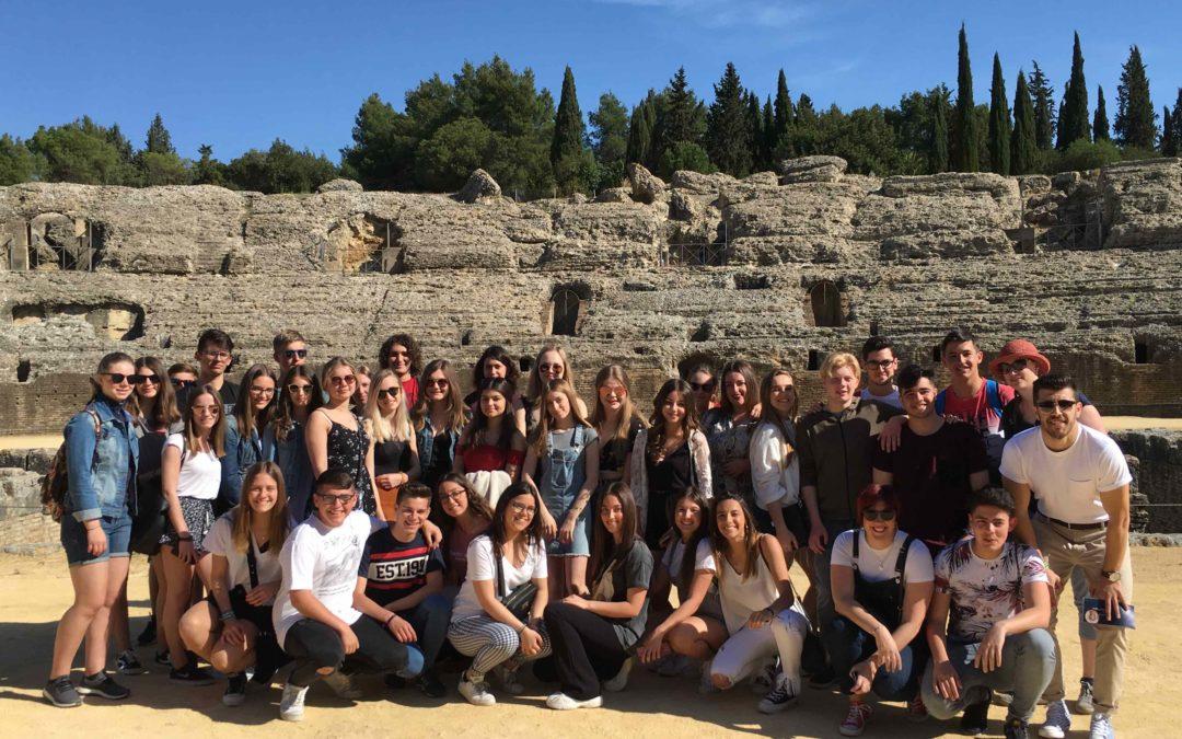 Austausch mit Spanien – Gegenbesuch in La Carlota