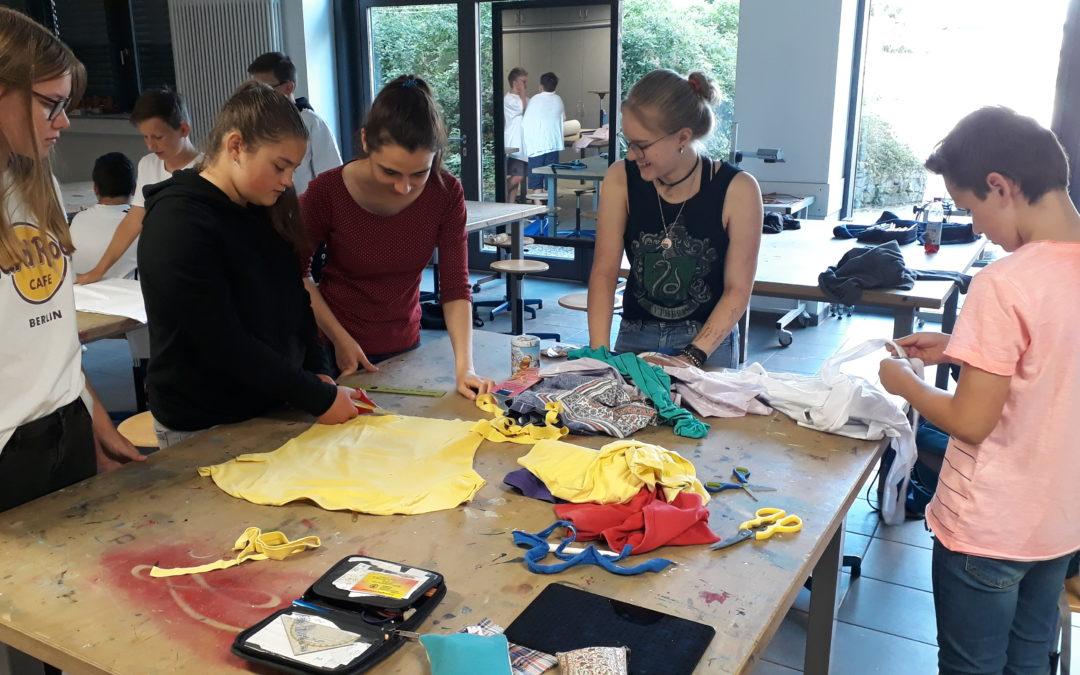 Workshops im Zeichen der Nachhaltigkeit