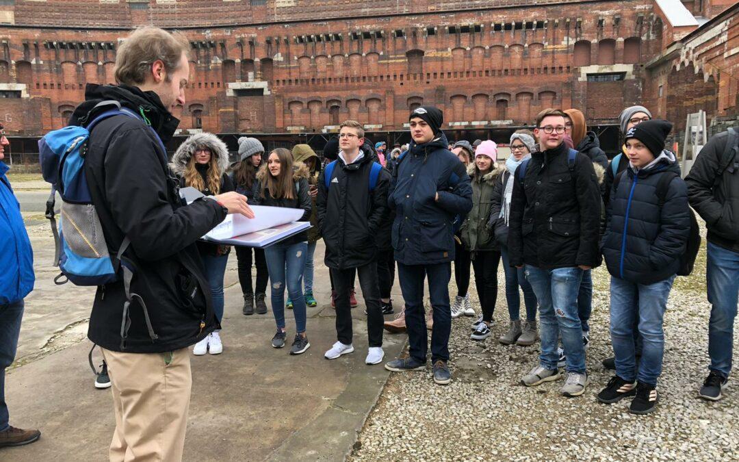 Geschichte erleben am Reichsparteitagsgelände in Nürnberg
