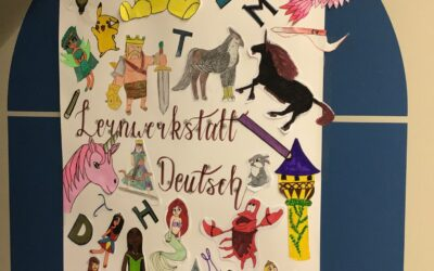 Ein Raum für Fantasie – Neues aus der Lernwerkstatt Deutsch
